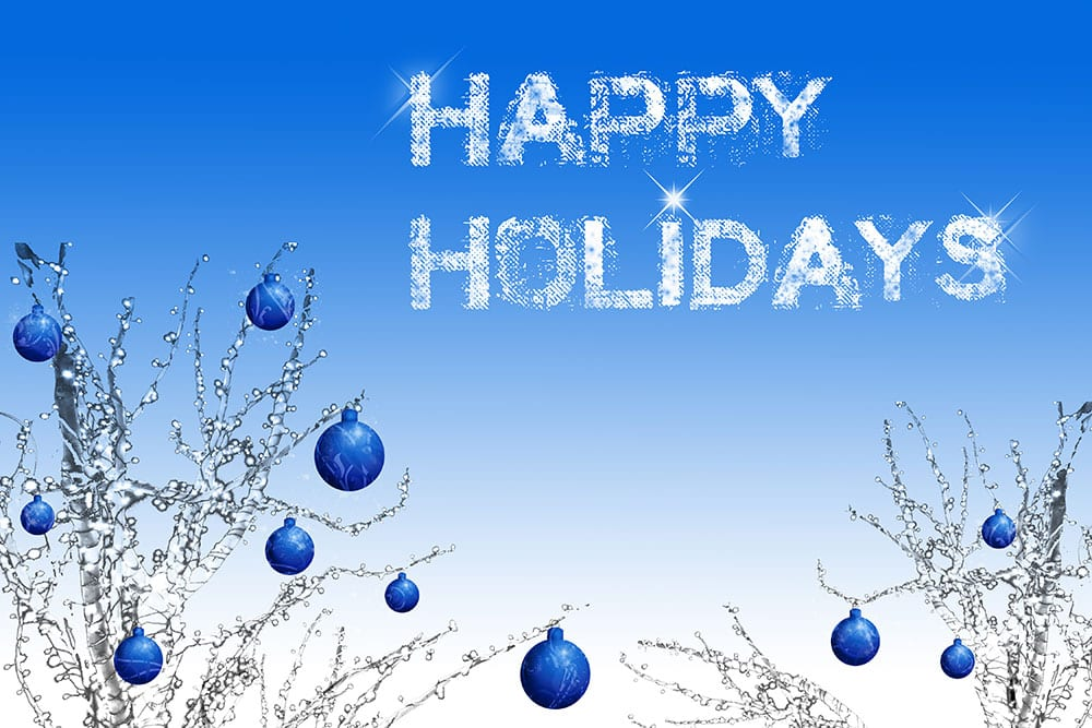 Happy Holidays From B3 Medical