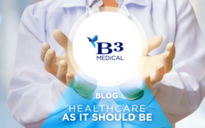 Healthcare As It Should Be: B3's Revolutionary Approach